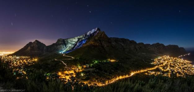 Table Mountain - Photography by Brendon Wainwright