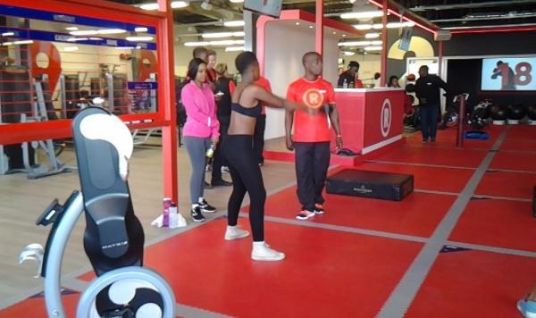 Soweto » Blog Archive » Hot New Gym In Jabulani Mall