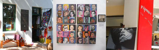 Hannes Meiring, Flambé, De Oude Libertas Galleries