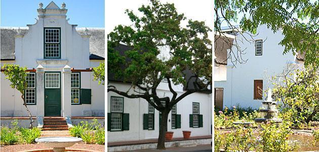 Stellenbosch | Historical Buildings