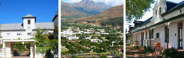 Stellenbosch Town Central