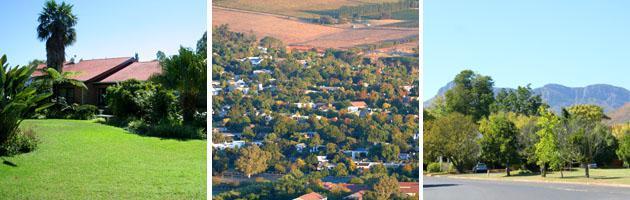 Dalsig   Stellenbosch