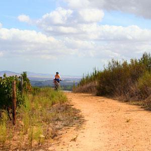 Delvera Mountain Bike Route