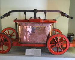 Stellenbosch | First Fire Engine (1732)