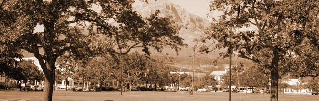 Stellenbosch | The Braak