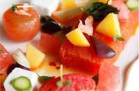 Tokara's summer on a plate