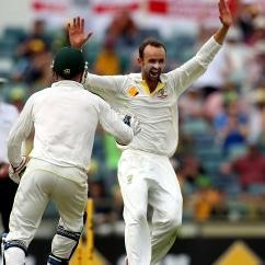 Australia reclaim the Ashes