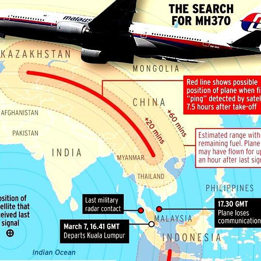 Missing Flight MH370: 'All the evidence points to pilots'