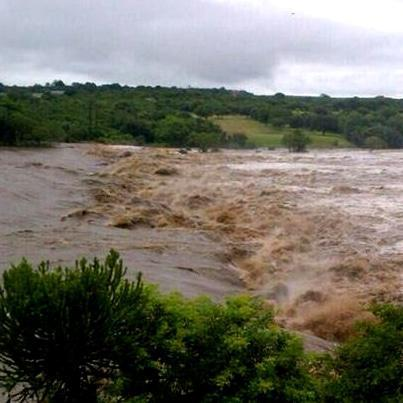 Flood warning issued for parts of SA