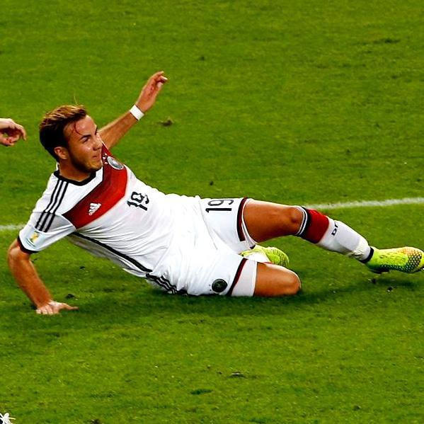 In pictures: Germany win the 2014 World Cup Final