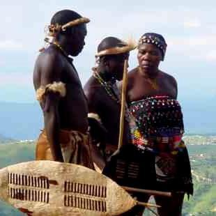 King wants Zulu land back