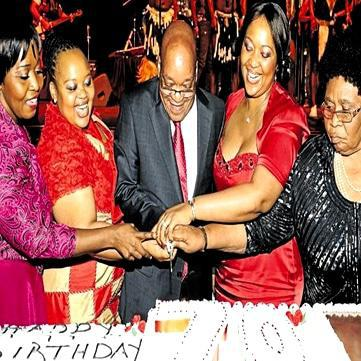 Zuma's wives cost you R54.6-million in his first term