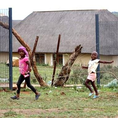 Millions later, Nkandla is falling apart