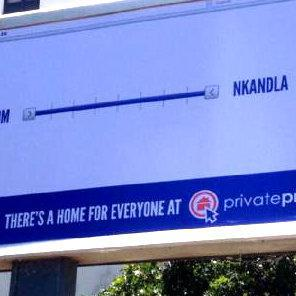 From one bed to Nkandla