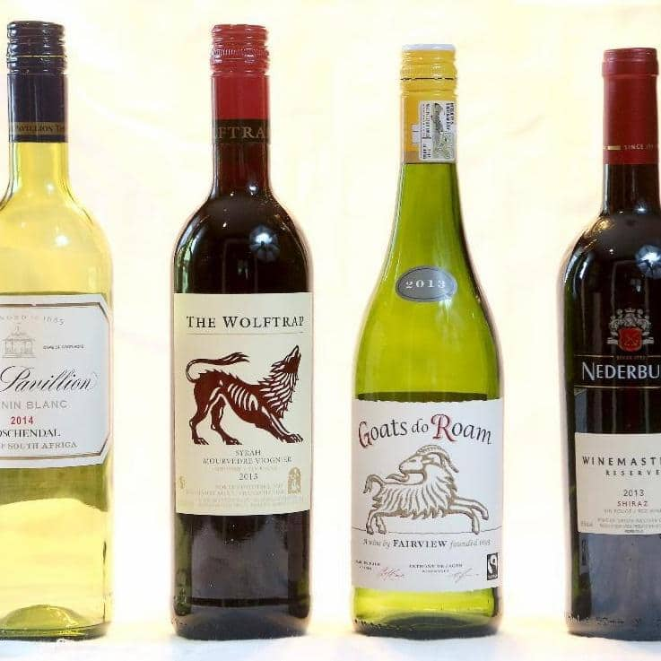 Bargain bottles to be had from South Africa