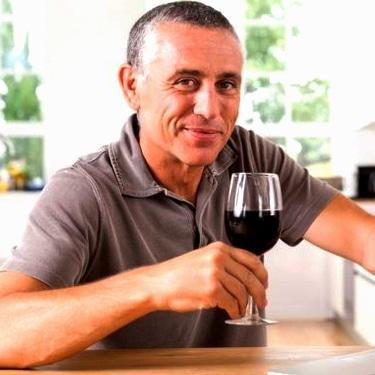 Limit alcohol intake in your middle age