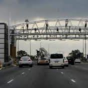 Only 29c of each toll rand for roads