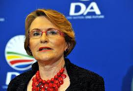 Helen Zille announces she won't be running for reelection