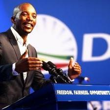 We will not be colour-blind - Maimane