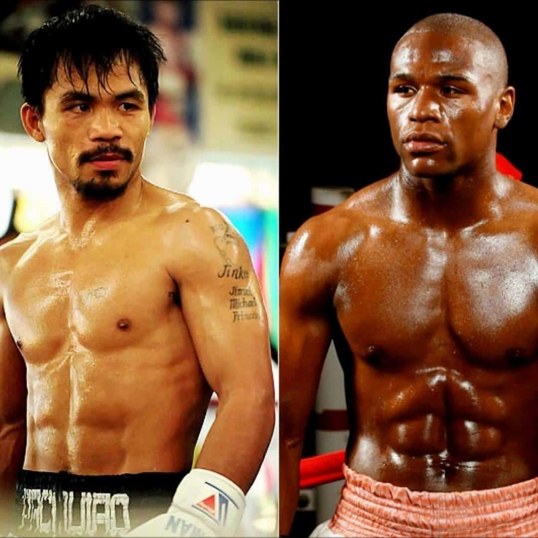 Two fight fans sue Pacquiao