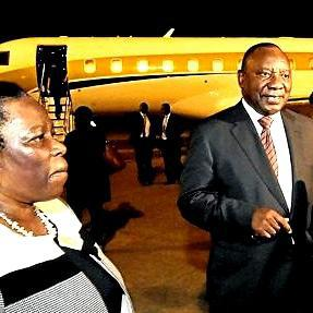 'Government knew about Gupta jet'