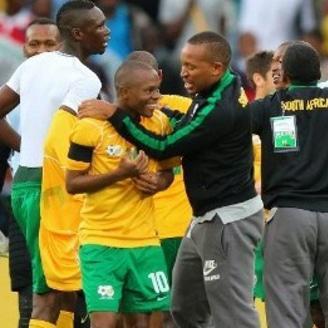 Makola strike gives Bafana victory