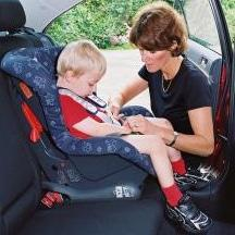 Cops clamping down on child seats