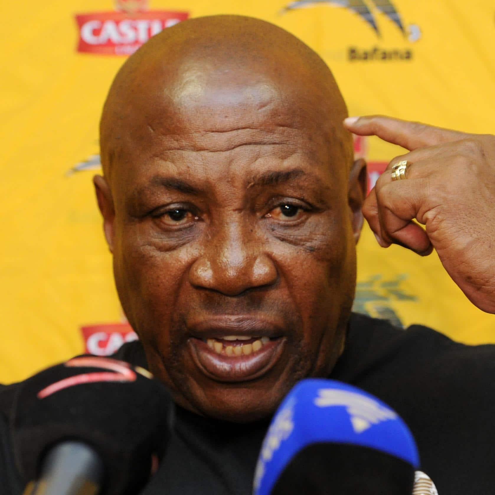 Bafana Bafana coach Shakes Mashaba feeling crucified