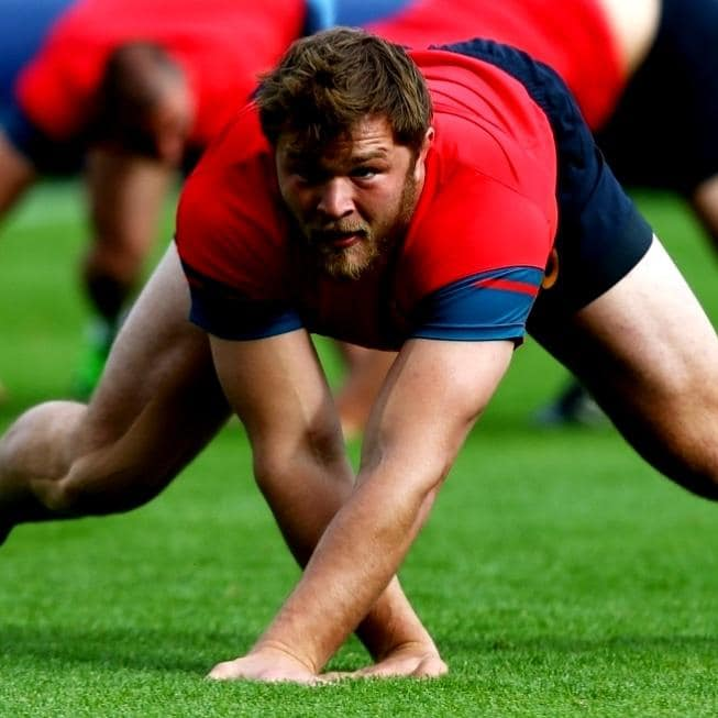 Vermeulen ready to make up for lost time