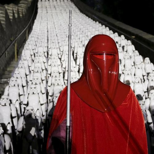 500 Star Wars stormtroopers march on Great Wall of China in epic Disney event
