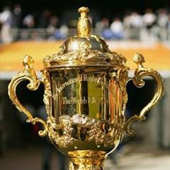 It's now a southern hemisphere World Cup!