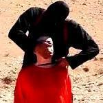 'Jihadi John': US air strike targets Islamic State militant in Syria