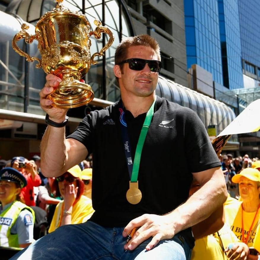 Richie McCaw retires after record-breaking All Blacks career