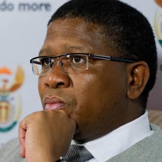 Bok coach SARU's call - Mbalula