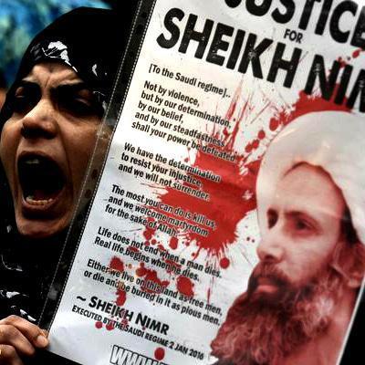 Saudis 'face God's wrath'