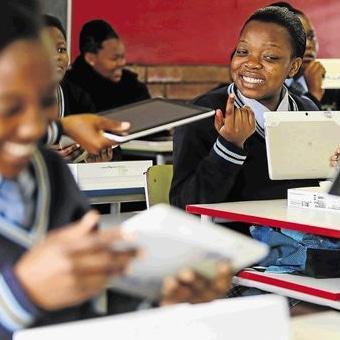 South African children face burnout