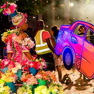 2016 Cape Town Carnival: the mother of all street parties