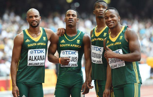 Gold medal for buffoonery goes to Athletics SA for throwing away two possible medals