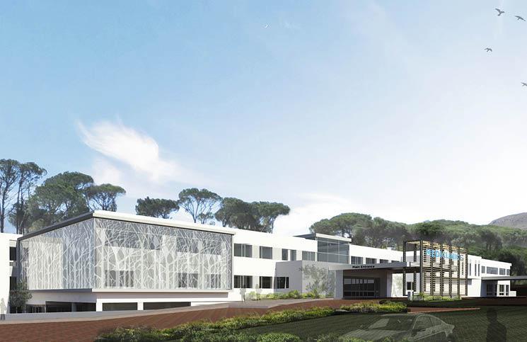 New Mediclinic for Stellenbosch
