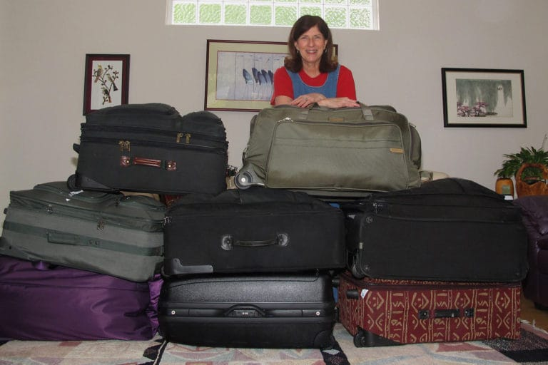 Packing for a purpose
