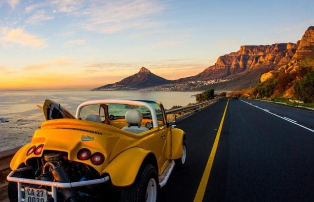 Cape Town voted as the greatest City on Earth!