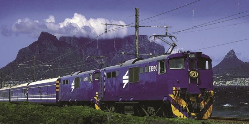 Changes to Blue Train's Pretoria-Cape Town route