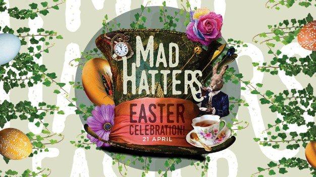 Hazendal's Mad Hatters Easter Celebration