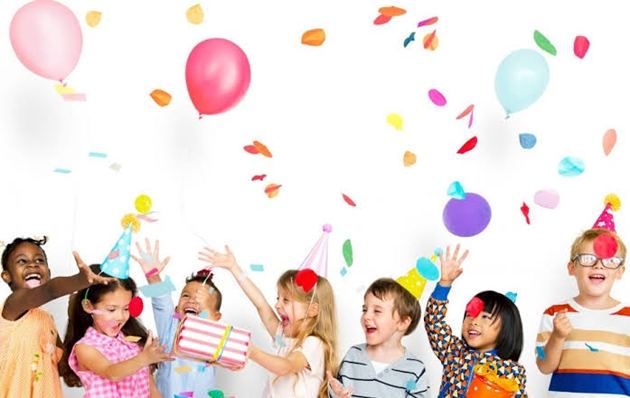 Kids Birthday Party Spots- For Mom and Dads Convenience!