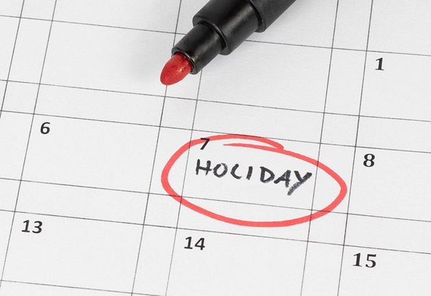 Public Holidays and School Terms for 2020