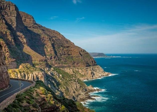 Bucket list: Chapman's Peak Scenic Drive