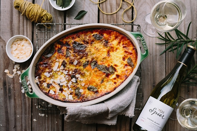 Spier's bobotie puts a new twist on tradition