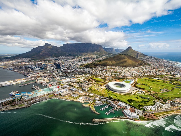 CPT to host South Africa's first 'coronavirus- safe' event