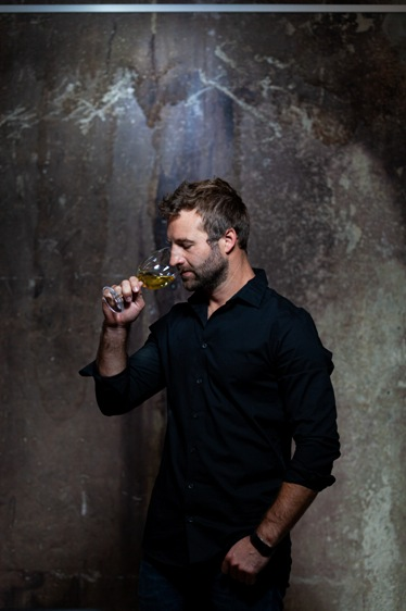 S-H winemaker James Ochse