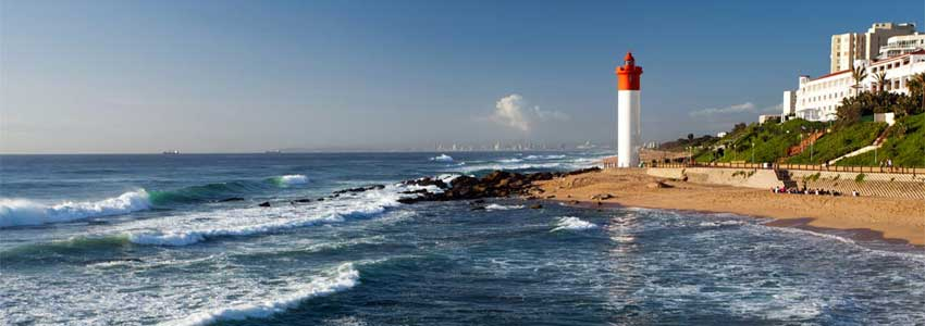 About umhlanga, tourist attraction north of durban